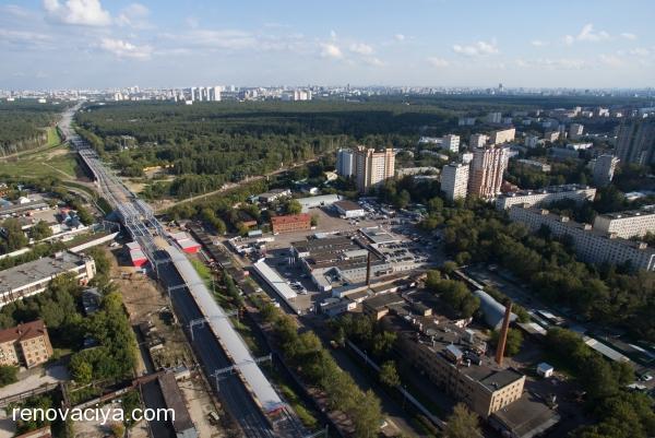 реновация, МЦК, Москва