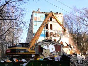 А куда девать мусор от реновации