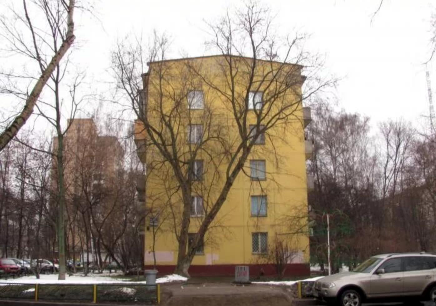 расселение пятиэтажек на проспекте Жукова