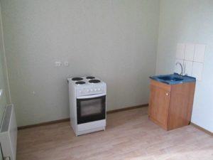 Кухня с ремонтом от застройщика