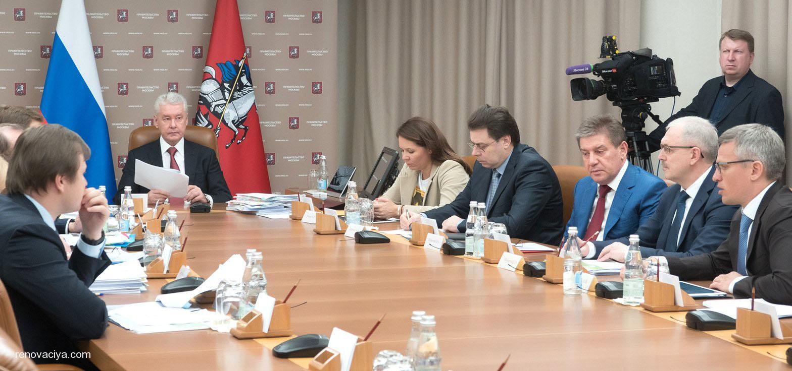 Правительство Москвы утвердило семь дополнительных стартовых площадок