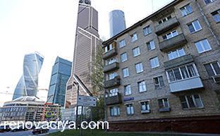 Реновация жилья в Москве