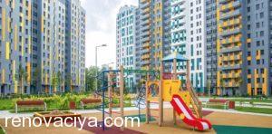 стартовый дом в ЗАО готов к заселению жильцов