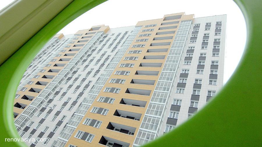 реновация, 5-я Парковая улица