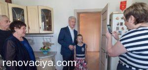 Первые 373 семьи въехали в новые квартиры
