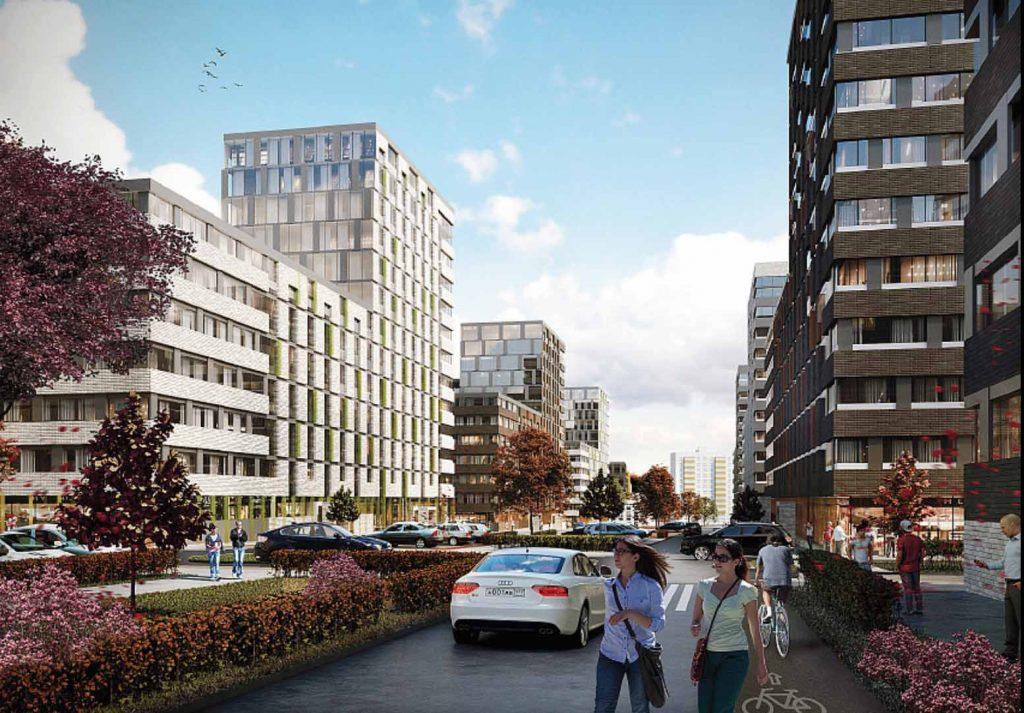 Архитектор реновации в Москве будет заменен