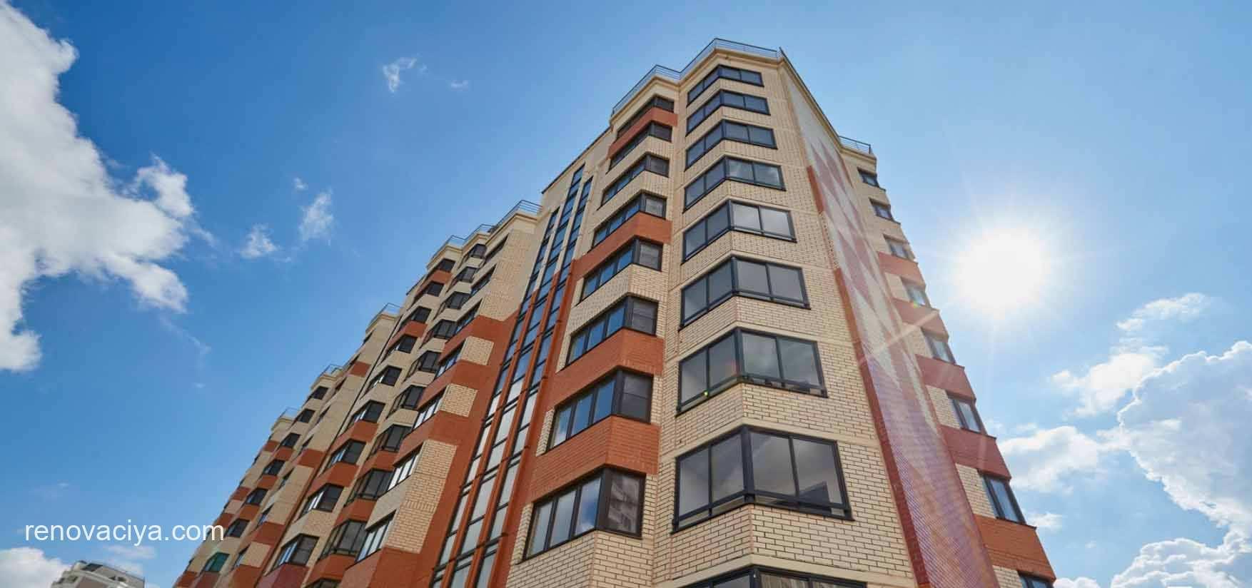 В 2018 году начато строительство 14 тысяч квартир