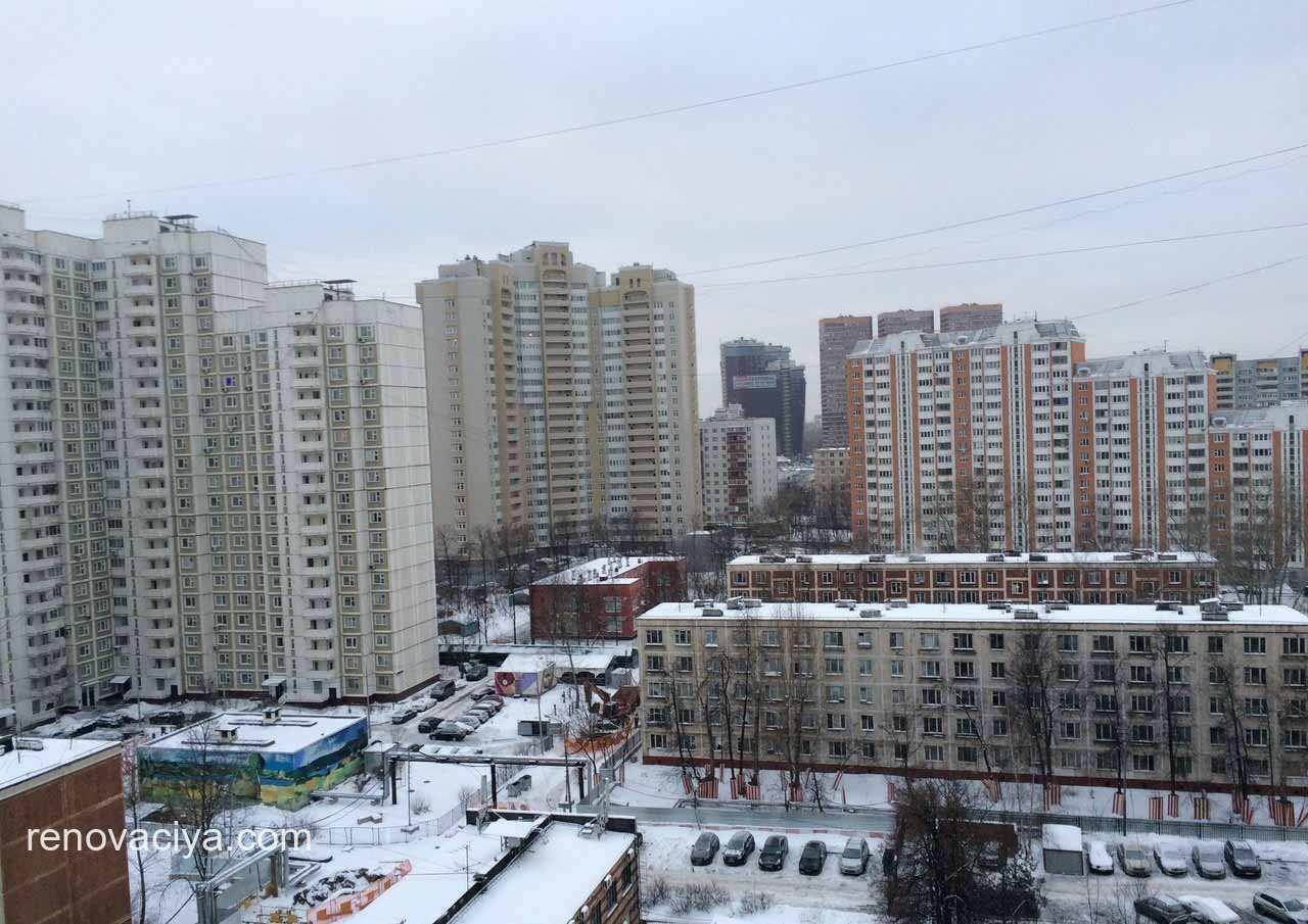 В Бутырском районе построят целый квартал
