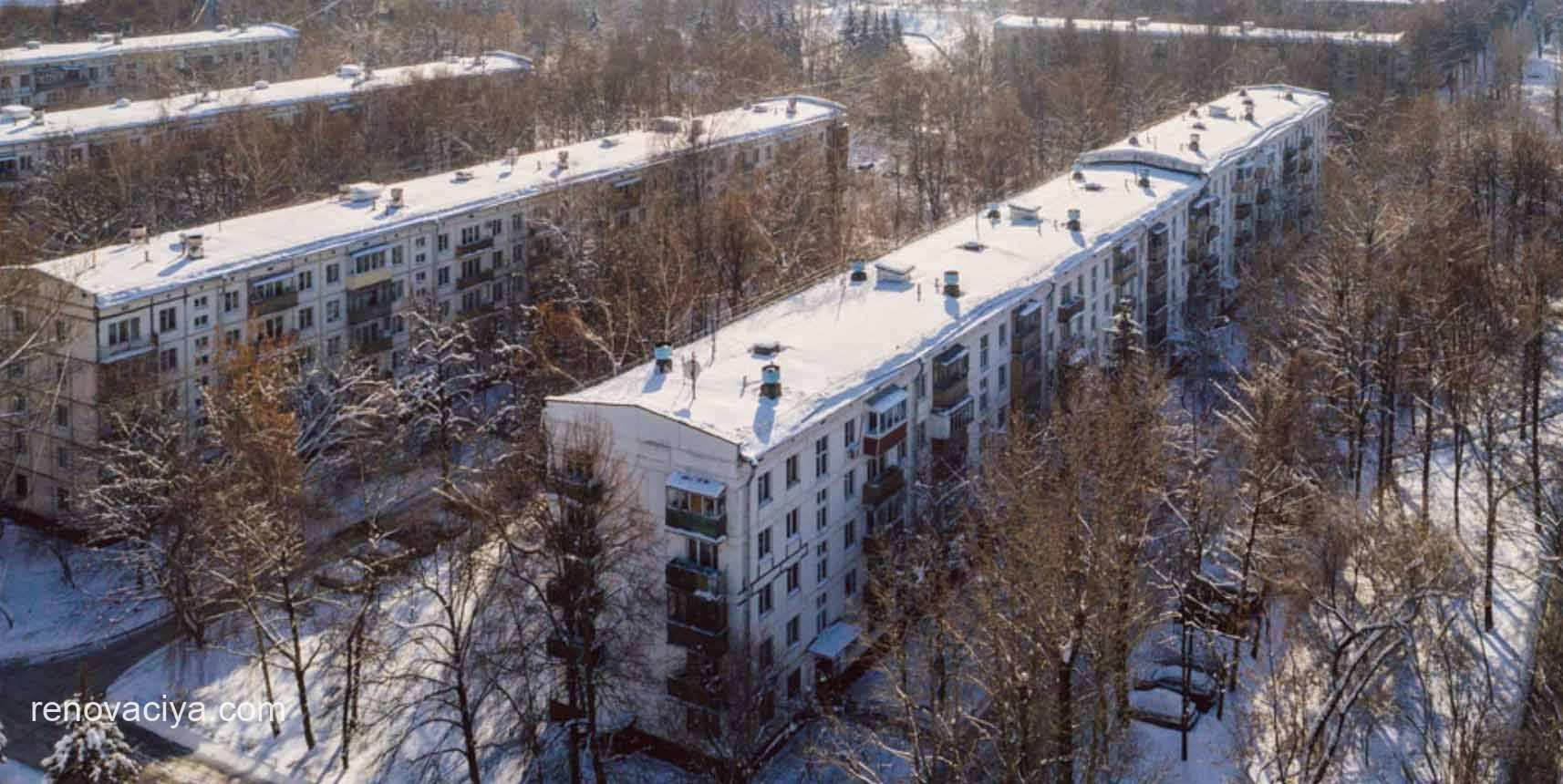 подорожали квартиры под реновацию