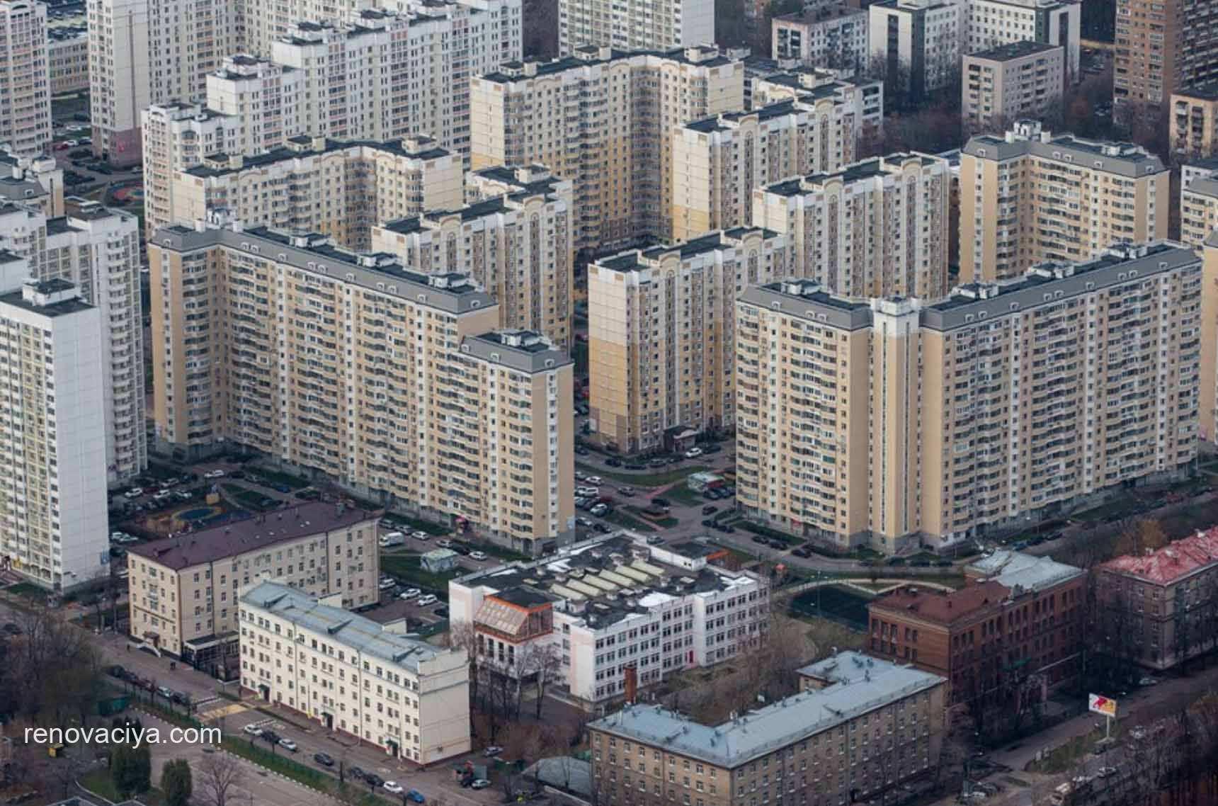 Как изменились московские новостройки