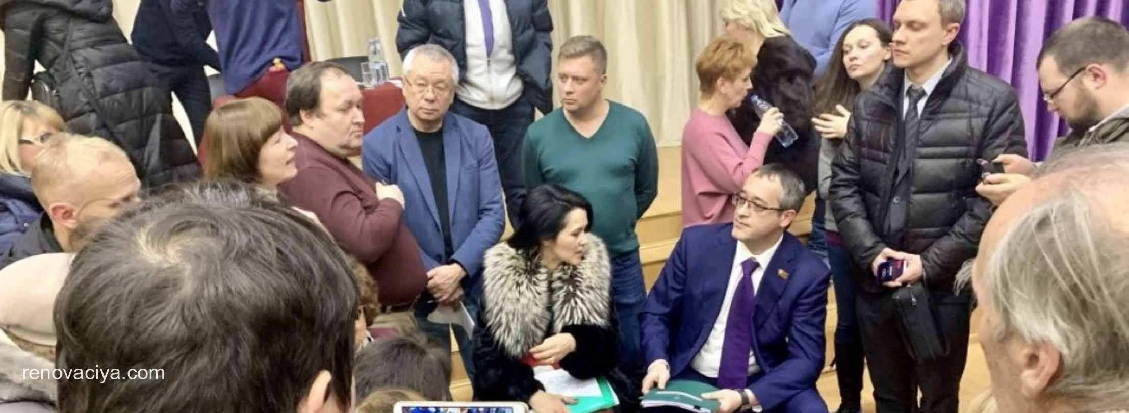 В Свиблово создадут общественный совет из жителей