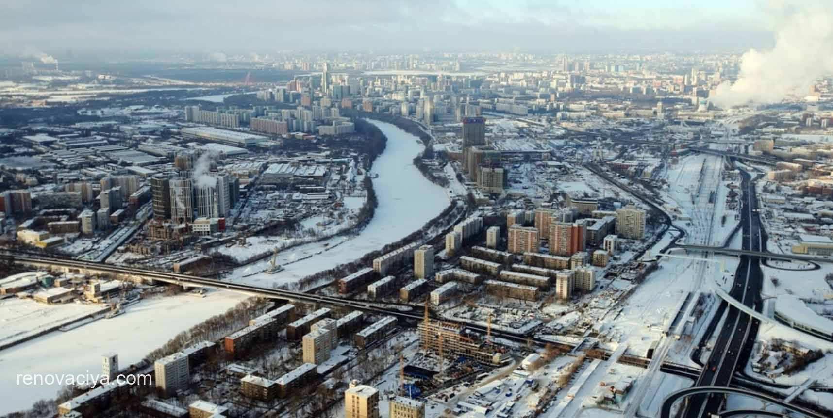 в каких районах Москвы может подорожать жилье