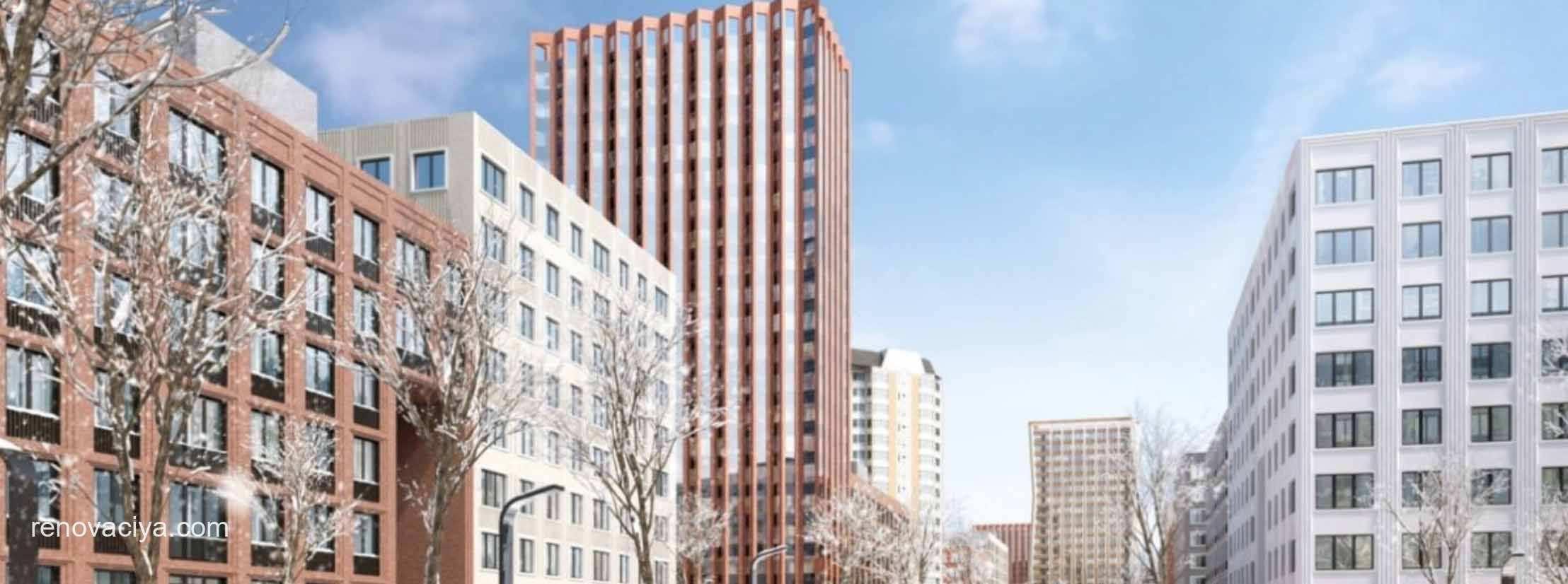 Дома по программе реновации будут строить по индивидуальным проектам
