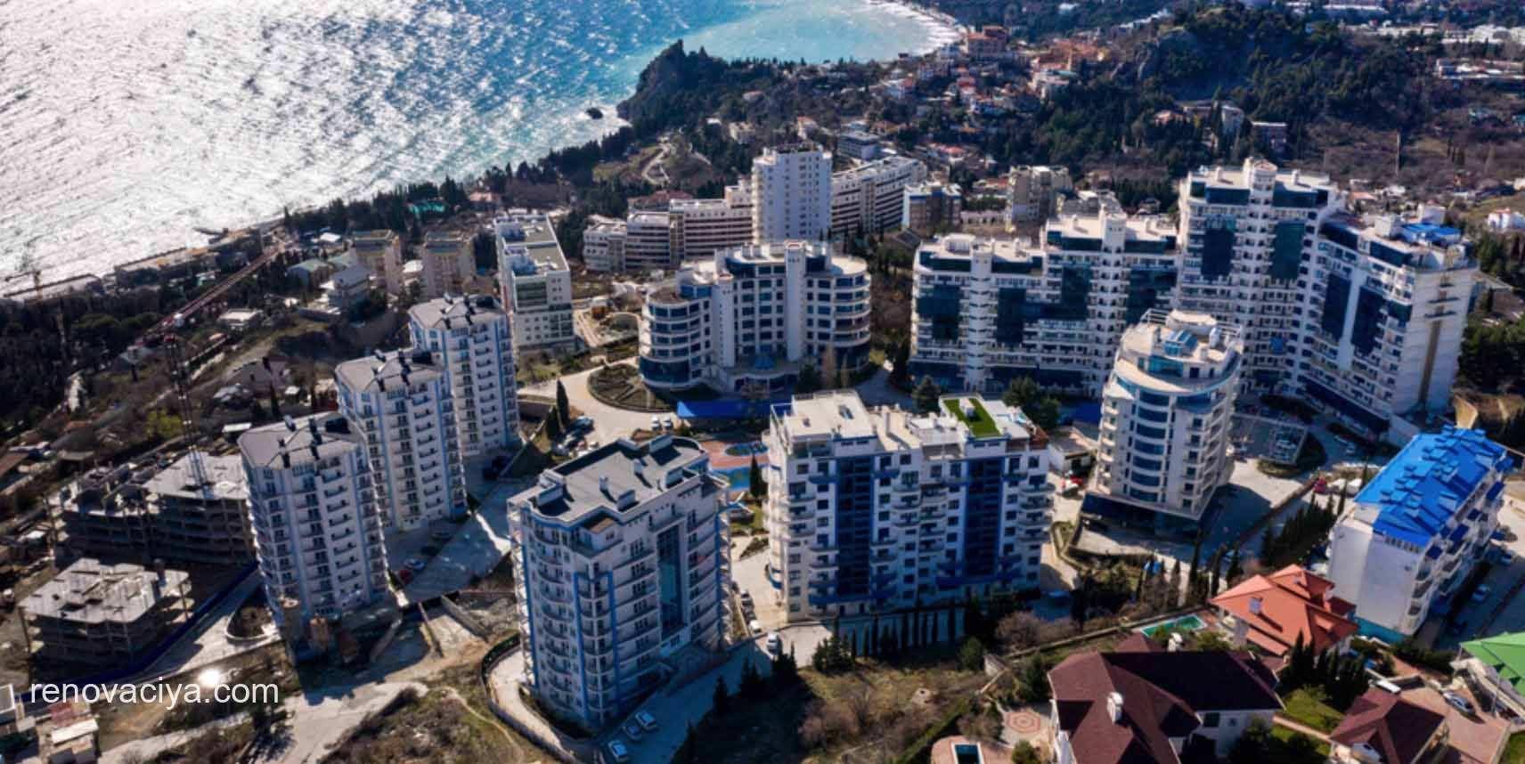 Объем ввода жилья в Крыму вырос на 20%
