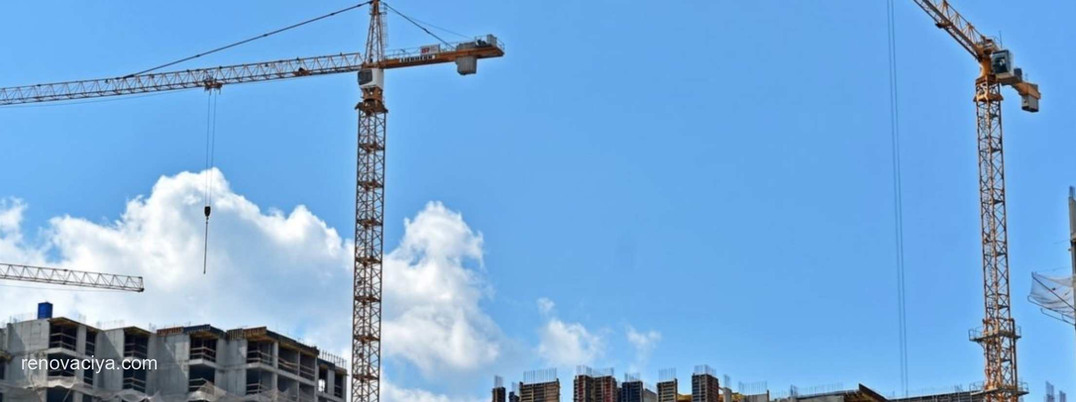 Около сотни домов по реновации 2019