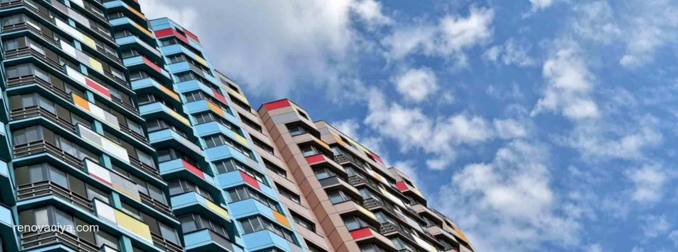 Около 560 тыс кв м жилья возведут в Новой Москве