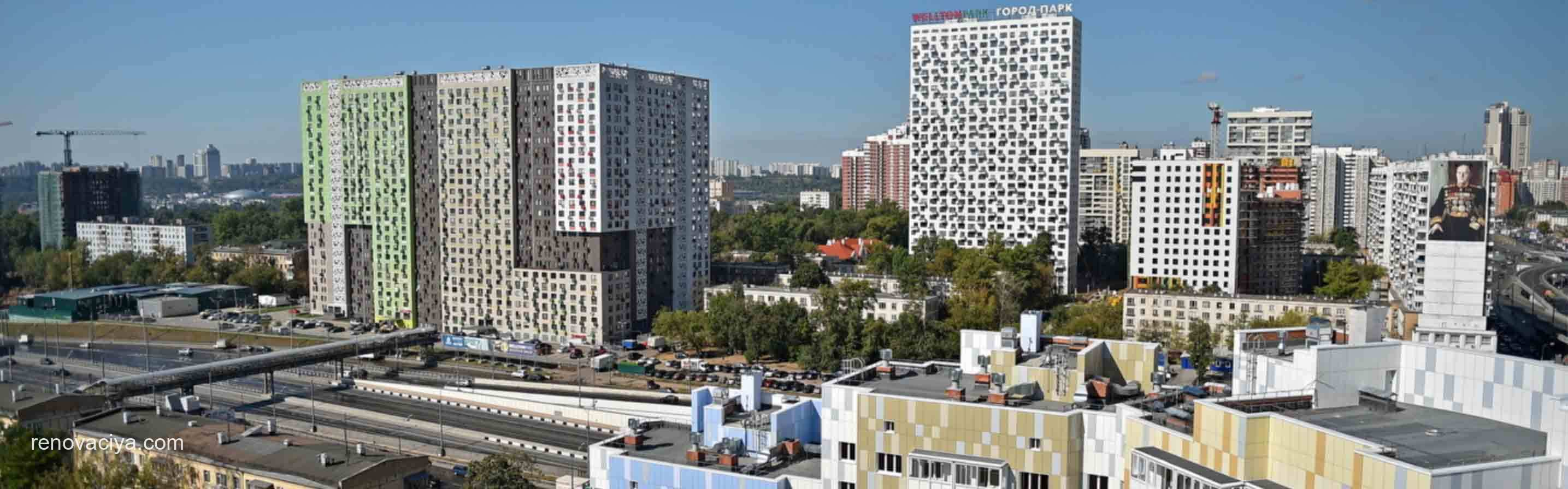 Реновация и «Мой район» дополнят друг друга