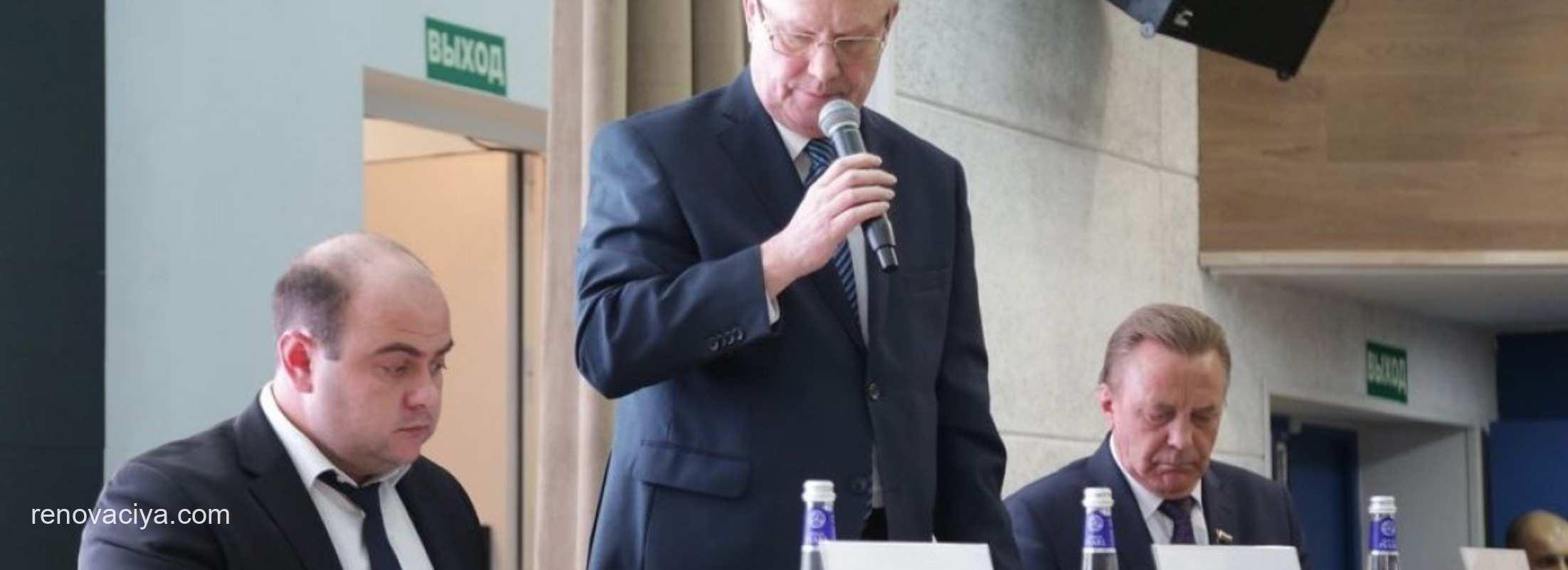 префектура ЮВАО встретилась с жителями Рязанского района