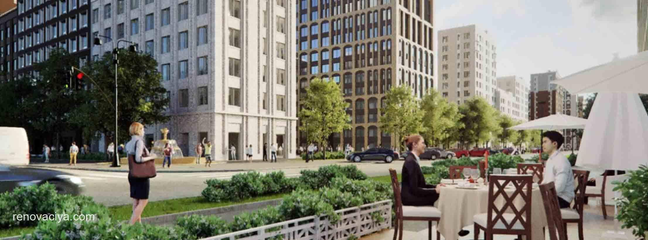 качество городской среды улучшит реновация