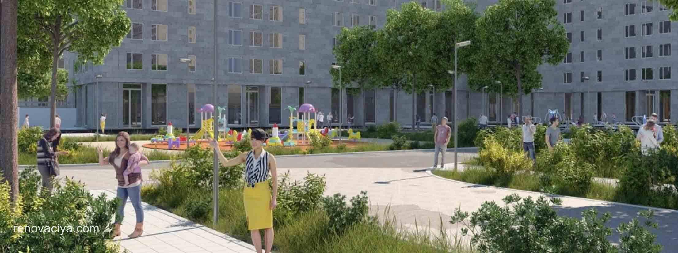 В Ивановском построят новую школу и детский сад