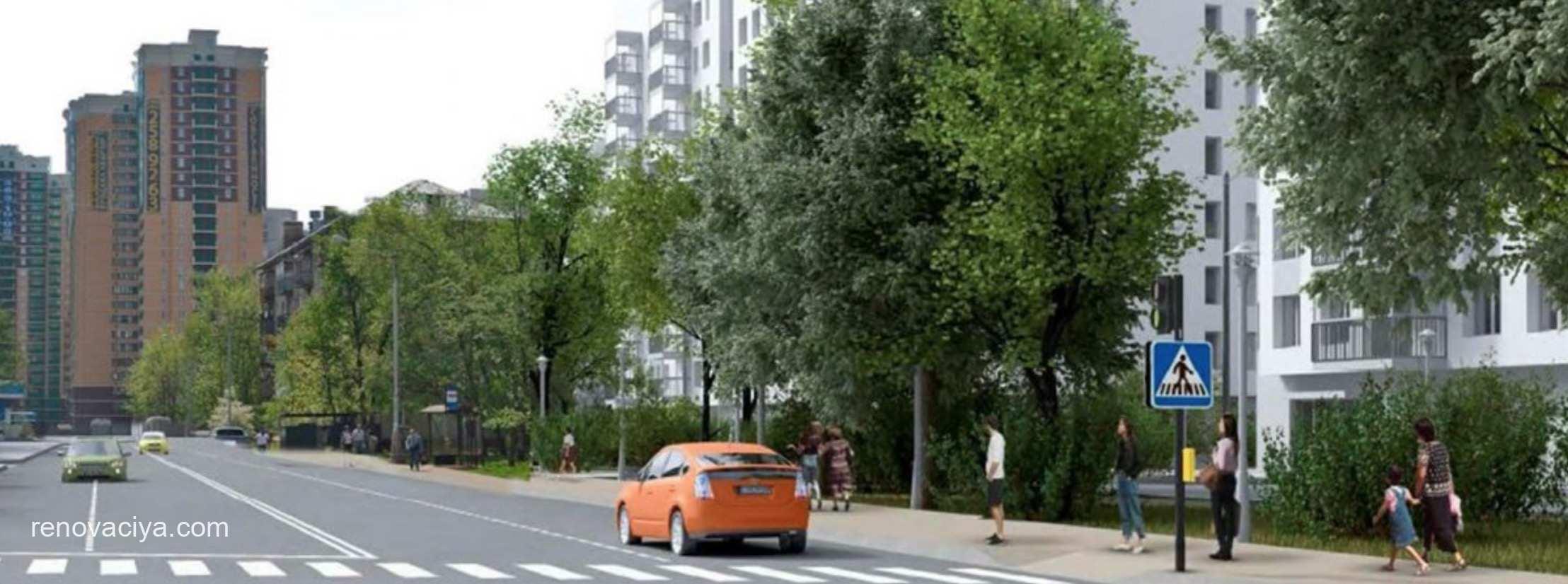 планировку квартала реновации в Бирюлево Восточном обсудят
