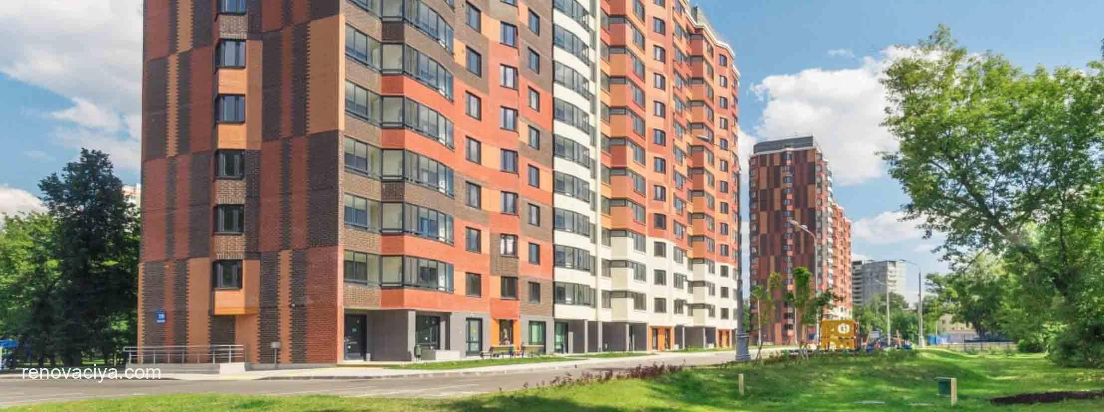 жильцы на Верхоянской улице заключили договоры на получение квартир