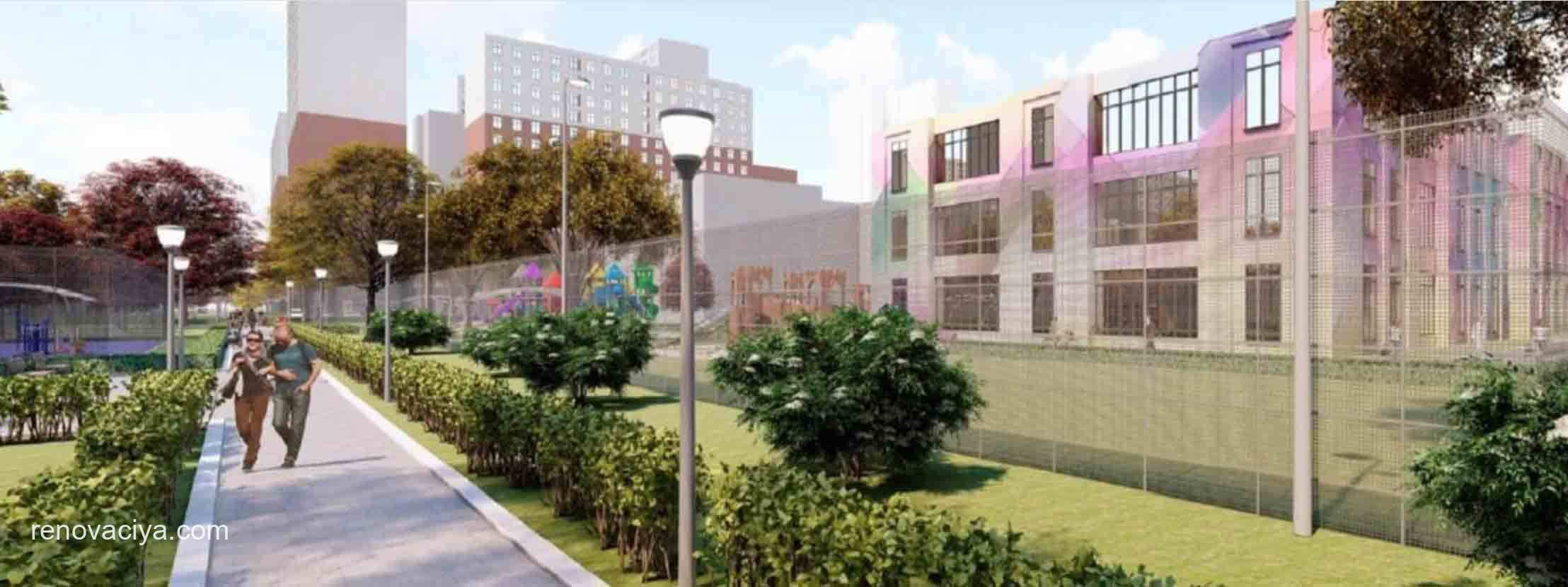 Новые школы появятся еще в пяти районах