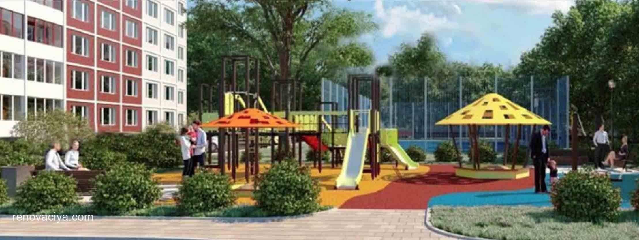 В Бутырском районе построят соцобъекты