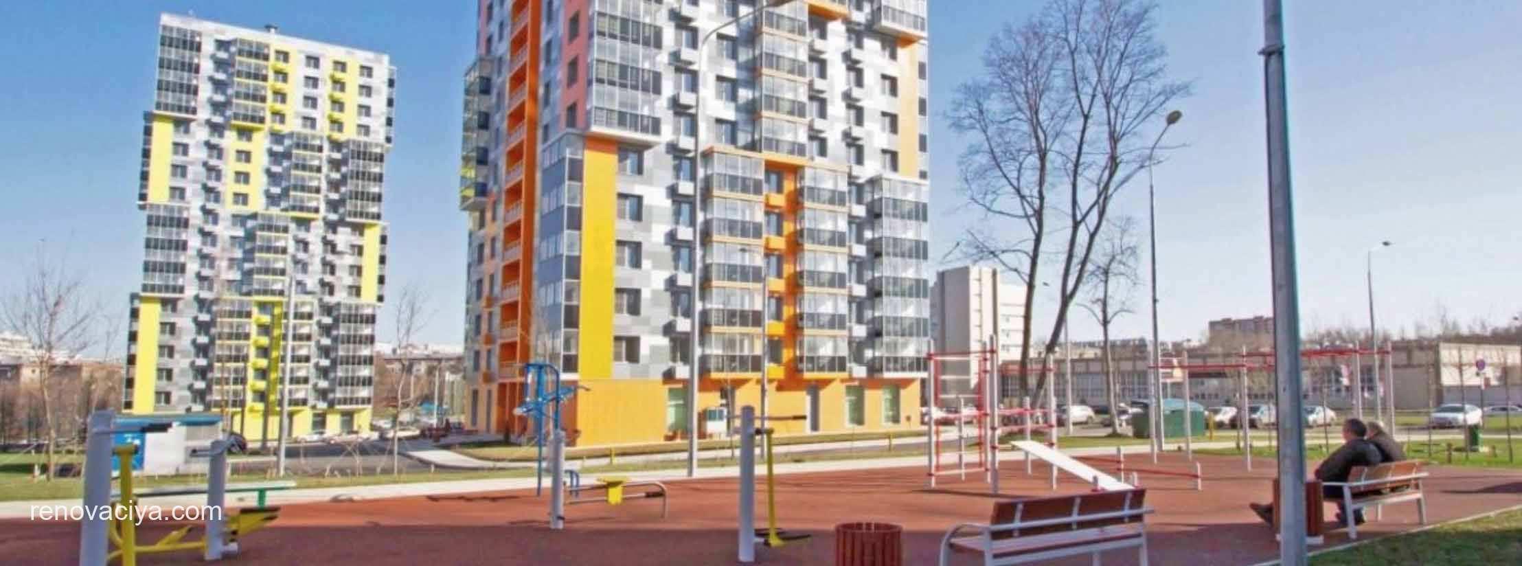 Москвичи обживают полученные квартиры