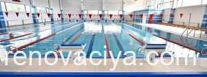 Спорткомплекс с бассейном в Люблино
