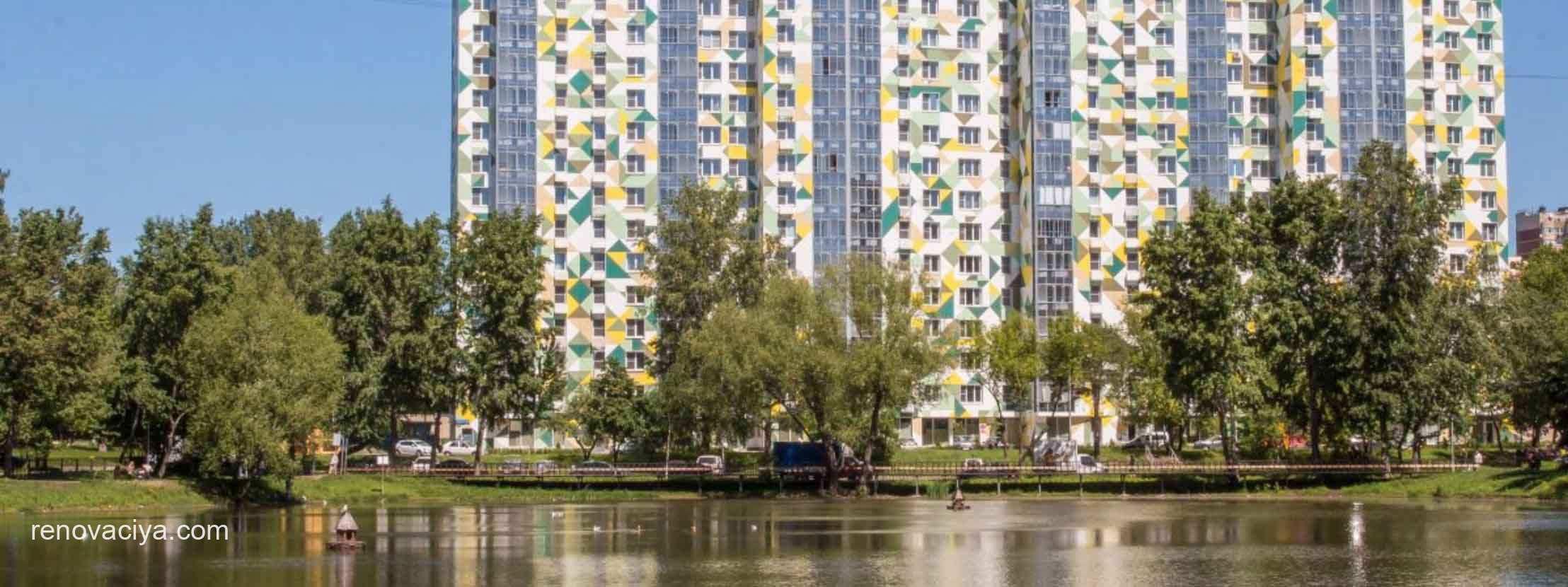 5 пятиэтажек переехали в Можайском районе