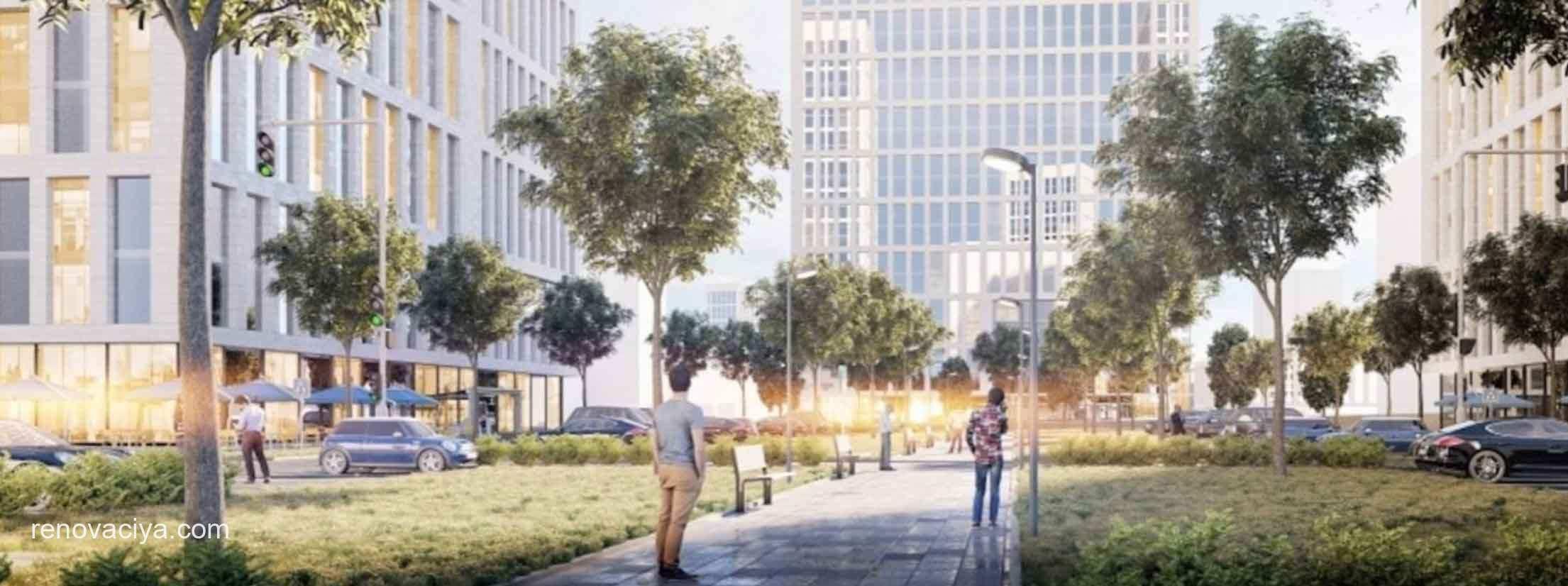 Алтуфьевскому району представили проект планировки кварталов