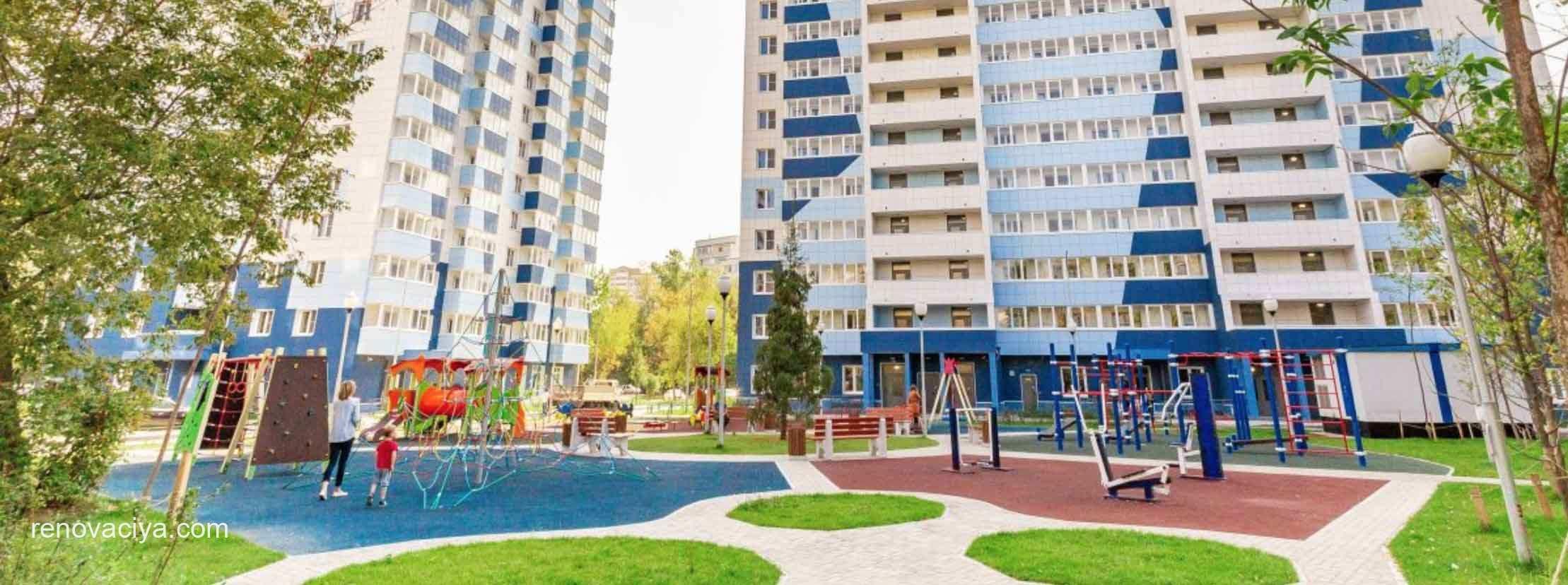 Жители двух домов смогут досрочно переехать