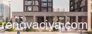 Дом с комбинированными фасадами в Солнцево