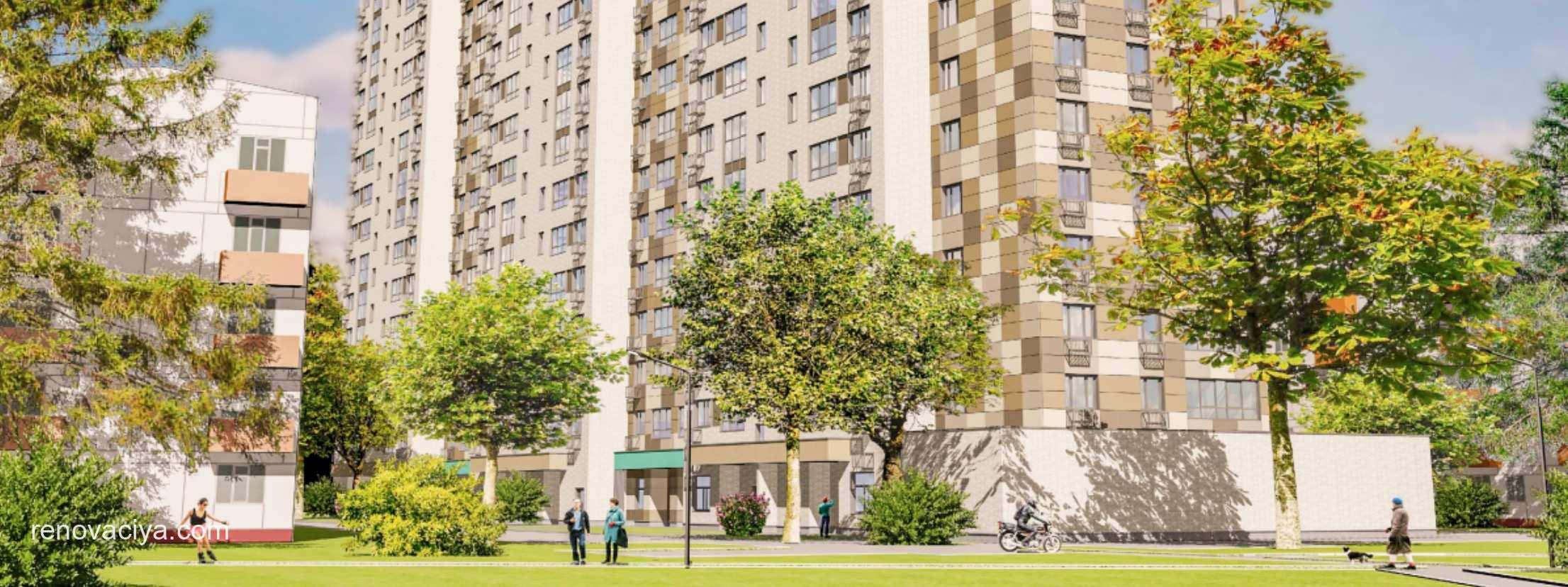 Дом в Царицыно введут в 2020 году